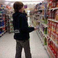 Photo taken at Super Stop & Shop by Jennifer A. on 3/13/2012