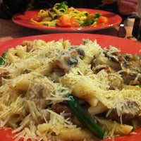 Photo taken at Danny's Justa Pasta by Randy M. on 4/29/2012