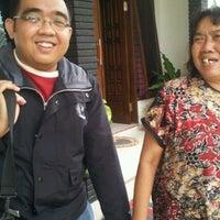 Photo taken at Warung Khas malaysia by Novan A. on 6/20/2012