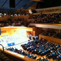 Photo taken at Glasgow Royal Concert Hall by David-Allan R. on 6/27/2012