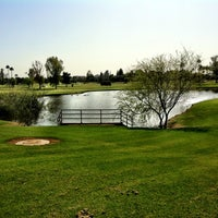 Photo taken at Continental Golf Course by ☀ Jelena ✈ on 3/28/2012