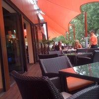 Photo taken at Veranda - Pizza & Pasta by Evelin V. on 6/2/2012
