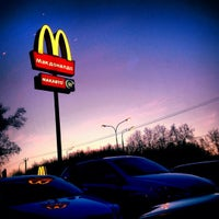 Photo taken at McDonald's by Sergey S. on 5/1/2012