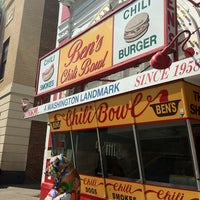 Photo taken at Ben's Chili Bowl by Carlo G. on 4/25/2012