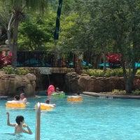 Photo taken at JW Marriott Grande Lakes Pool by Alys D. on 6/10/2012