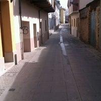 Photo taken at Casco Antiguo by Álvaro C. on 3/4/2012