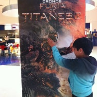 Photo taken at Cinépolis by Siemprejorge on 3/31/2012
