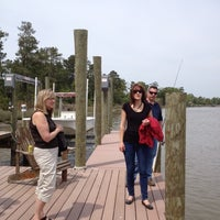 Photo taken at On A Boat by Helen D. on 4/14/2012