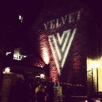 Photo taken at Velvet Speakeasy by Liam H. on 8/19/2012