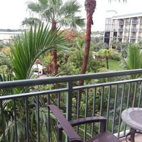 Photo taken at DoubleTree by Hilton Hotel and Executive Meeting Center Palm Beach Gardens by Pavan P. on 7/23/2012