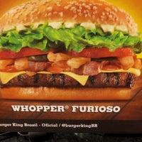 Photo taken at Burger King by Tiago P. on 5/3/2012