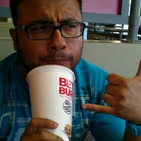 Photo taken at Jack in the Box by Henry R. on 4/8/2012