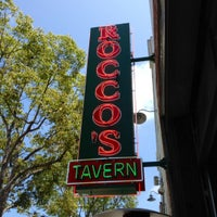 Photo taken at Rocco's Tavern by Anders D. on 7/3/2012