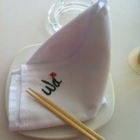 Photo taken at Wa Teppan Sushi Bar by Tatihana F. on 4/3/2012