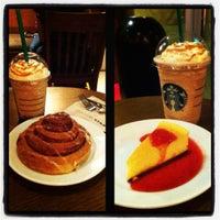 Photo taken at Starbucks Coffee by Gail M. on 4/29/2012