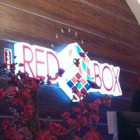 Photo taken at Red Box Karaoke by Mohd A. on 2/4/2012