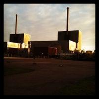 Photo taken at Barsebäcks Kärnkraftverk by Olle M. on 9/1/2012