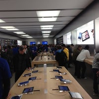 Photo taken at Apple Pacific Centre by Jeff H. on 3/31/2012