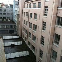 Photo taken at Hotel Continental Zurich by Don R. on 7/15/2012