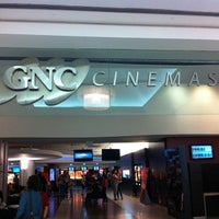 Foto tirada no(a) GNC Cinemas por Cid T. em 8/12/2012