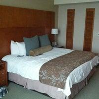 Photo taken at Omni San Diego Hotel by Ramon C. on 4/14/2012