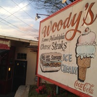 Photo taken at Woody's Famous CheeseSteaks by rob h. on 3/18/2012