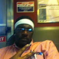Photo taken at SEPTA Eddystone Station by Carey A. on 6/23/2012