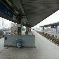 Photo taken at Gare SNCF des Mureaux by jean paul d. on 3/10/2012