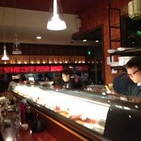 Das Foto wurde bei Umi Sake House von Scott M. am 9/10/2012 aufgenommen
