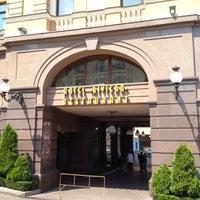 Снимок сделан в Отель «Ривьера» пользователем Вячеслав В. 8/4/2012