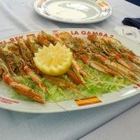 Das Foto wurde bei El Rey de la Gamba von Иван В. am 7/5/2012 aufgenommen