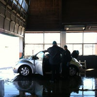 Photo taken at Mister Car Wash by Will K. on 2/20/2012