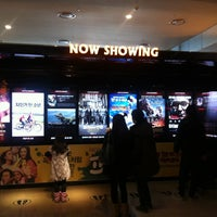 Photo taken at LOTTE CINEMA Konkuk Univ. by Myounghee H. on 2/12/2012