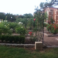 Photo taken at Rose Garden by Sally S. on 5/8/2012