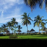 Photo taken at Kunduchi Beach Hotel & Resort by halilu a. on 5/7/2012