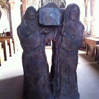 Photo taken at St Mary's Church by Rupert B. on 8/10/2012