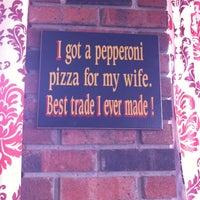 Photo taken at Ponzetti's Pizza by Joe E. on 3/18/2012