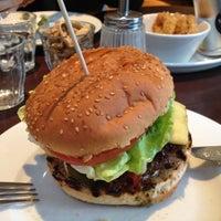 Photo taken at Gourmet Burger Kitchen by London L. on 6/29/2012
