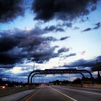 Photo taken at Veterans Memorial Tollway by [Captain of the Cool Kids] on 9/9/2012