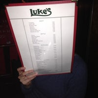 Photo taken at Luke's Bar & Grill by Neil K. on 5/16/2012