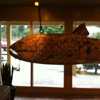 Photo taken at Big Fish Grill by Kathy J. on 3/15/2012
