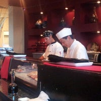 Photo taken at Beluga Japanese Restaurant by Bruce K. on 9/1/2012