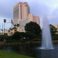 Photo taken at Hilton Orlando Buena Vista Palace Disney Springs Area by Tommy M. on 8/5/2012