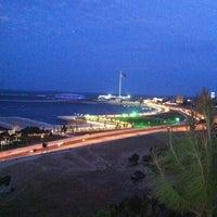 Снимок сделан в Нагорный парк пользователем Cihan g. 7/19/2012