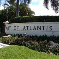 Photo taken at Atlantis Country Club by Ryan E. on 5/23/2012