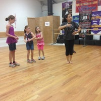 Photo taken at Central Jersey Dance And Gymnastics by Jackie on 9/8/2012