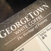 Photo taken at Georgetown White Coffee by Sam t. on 8/24/2012