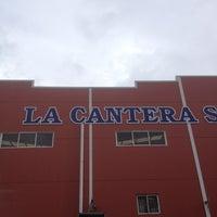 Photo taken at Ferreteria La Cantera by Lorena C. on 4/24/2012
