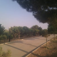 Photo taken at King Hussein Park by A on 7/30/2012