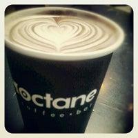 Foto tomada en Octane Coffee por Ford F. el 7/15/2012